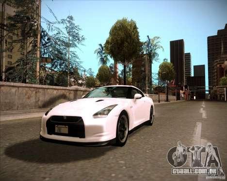 ENBSeries by slavheg para GTA San Andreas