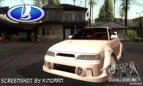 WRC VAZ 2110 para GTA San Andreas