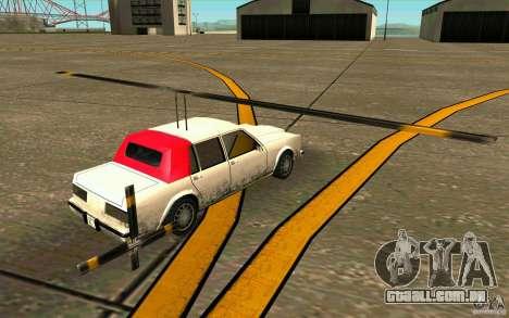 Avtolët para GTA San Andreas esquerda vista