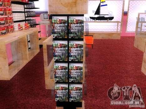 Drives com o GTA na loja Zero para GTA San Andreas segunda tela