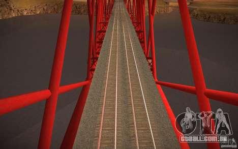 Faixas de HD para GTA San Andreas por diante tela