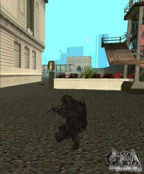 USA Army Ranger para GTA San Andreas segunda tela