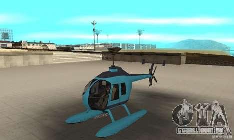 Nova Seaspar para GTA San Andreas