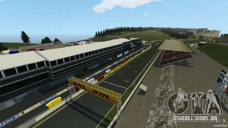 SPA Francorchamps [Beta] para GTA 4 segundo screenshot