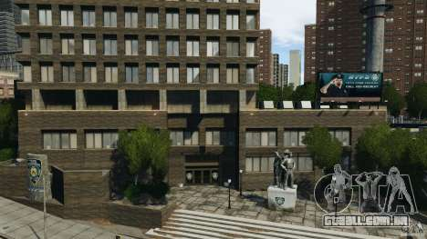 Remake second police station para GTA 4