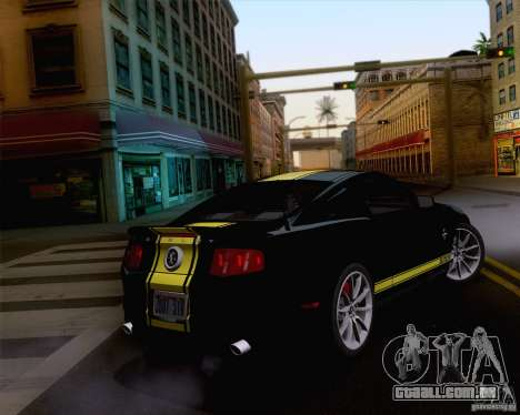 ENBSeries by ibilnaz v 3.0 para GTA San Andreas segunda tela
