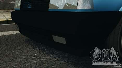 Tofas Dogan SLX EmreAKIN Edition para GTA 4 motor