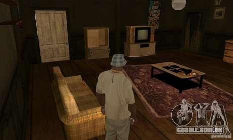 GTA SA Enterable Buildings Mod para GTA San Andreas oitavo tela