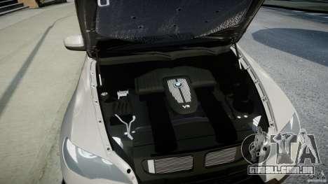 BMW X5 Experience Version 2009 Wheels 223M para GTA 4 vista de volta