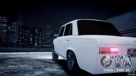 VAZ 2101 Avtosh estilo para GTA 4 vista de volta