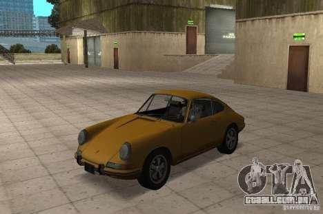 Porsche 911 S para GTA San Andreas
