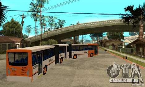 Caio Induscar Millenium II para GTA San Andreas vista direita