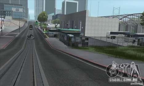 BUSmod para GTA San Andreas terceira tela