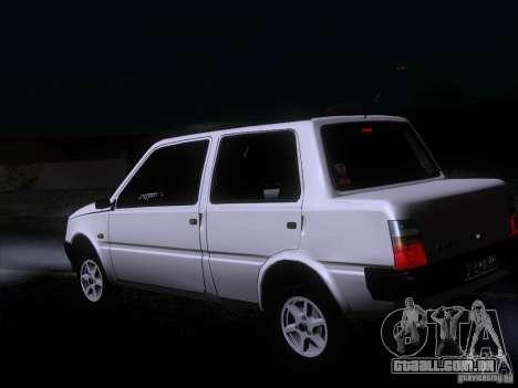 VAZ 1111 Oka Sedan para GTA San Andreas vista direita