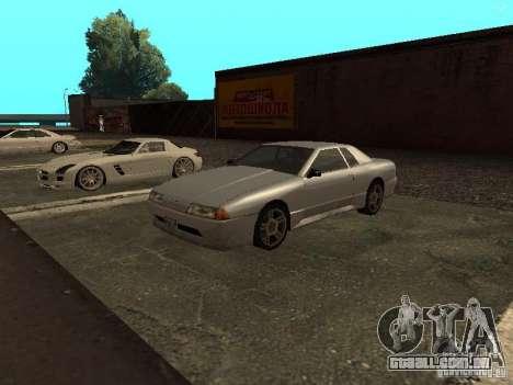 Elegia padrão para GTA San Andreas