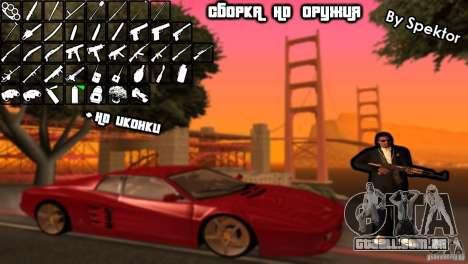 Montagem de HD para GTA San Andreas