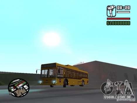 6235 Svarz para GTA San Andreas esquerda vista