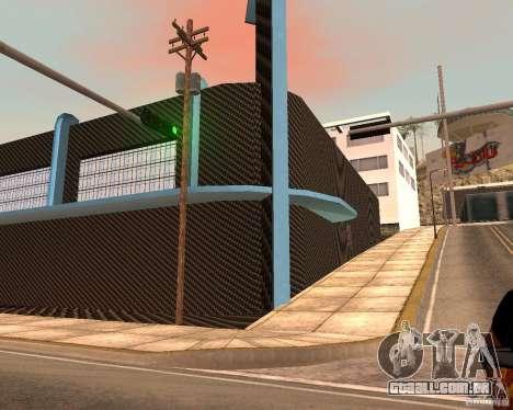 New HKS Style Tuning Garage para GTA San Andreas segunda tela