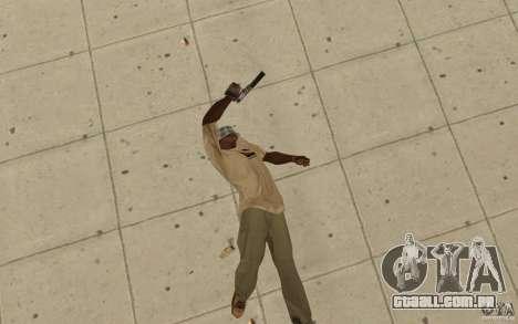 Nova queda para GTA San Andreas sexta tela
