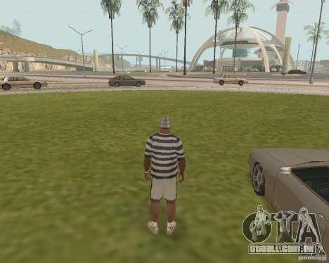 Carro de saída de emergência para GTA San Andreas