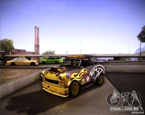 Trabant drag para GTA San Andreas