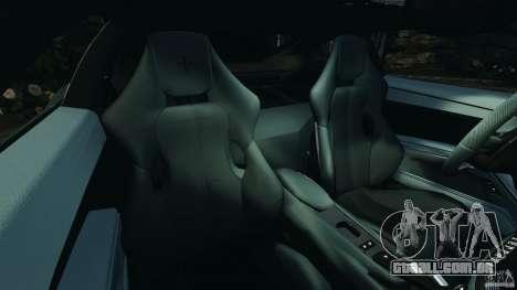 Ferrari F12 Berlinetta 2013 [EPM] para GTA 4 vista interior