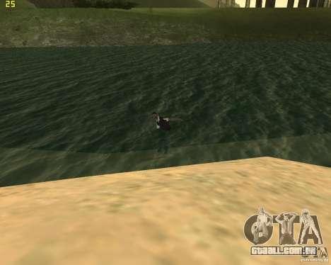 Festa da natureza para GTA San Andreas nono tela