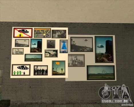 Novas amostras de Lil taverna para GTA San Andreas terceira tela