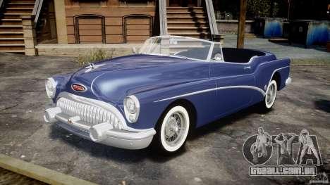 Buick Skylark Convertible 1953 v1.0 para GTA 4 esquerda vista