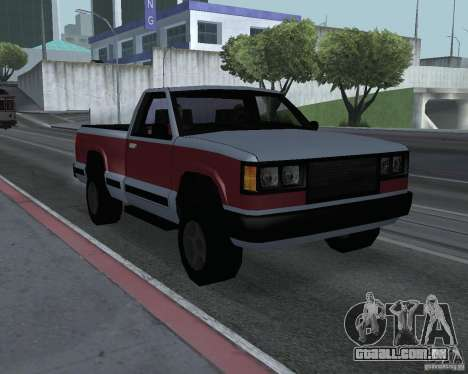 Novas máquinas de textura para GTA San Andreas sétima tela