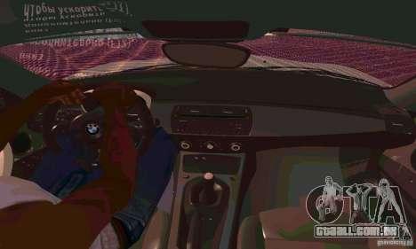 BMW Z4 E85 M para o motor de GTA San Andreas