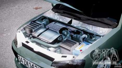 Peugeot 106 Quicksilver para GTA 4 vista lateral