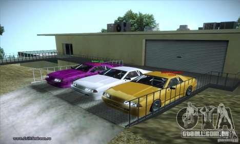 ENBSeries v5.0 Baby Blue para GTA San Andreas terceira tela