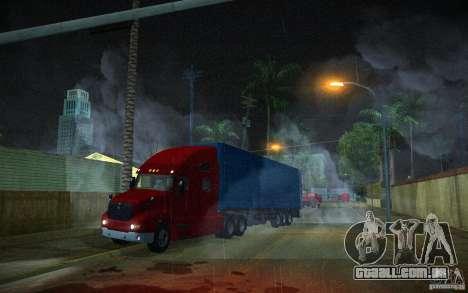 ENBSeries v. 1.0 por GAZelist para GTA San Andreas