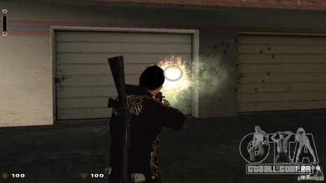 Cs 1.6 HUD para GTA San Andreas segunda tela