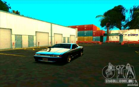 Enbseries qualitativa para GTA San Andreas