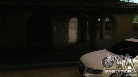 Ativar ou desativar os cookies para GTA San Andreas terceira tela