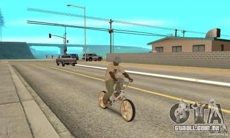 Spin Wheel BMX v2 para GTA San Andreas vista direita