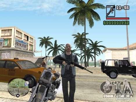 Vagos Biker para GTA San Andreas