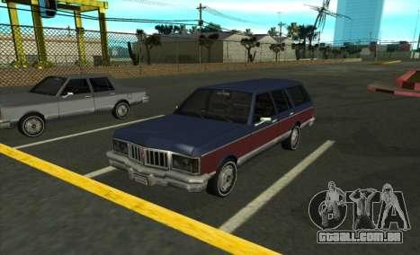 New Regina para GTA San Andreas