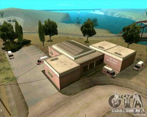 Veículos estacionados v 2.0 para GTA San Andreas décimo tela