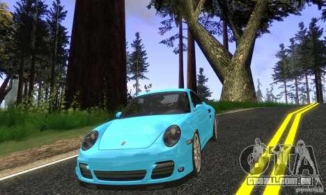 Color Correction para GTA San Andreas
