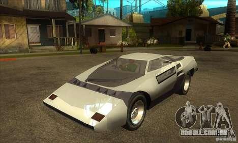 Dome Zero para GTA San Andreas