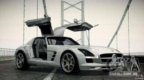 Direct B 2012 v1.1 para GTA San Andreas segunda tela