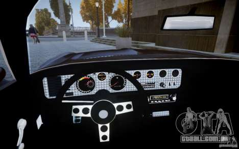 Pontiac Firebird 1971 para GTA 4 vista direita