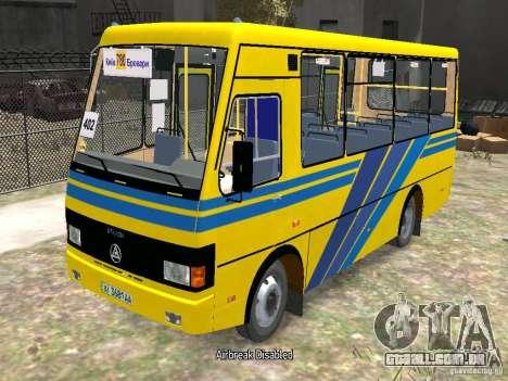 BASES-079.14 padrão para GTA 4