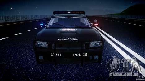 Dodge Charger NYPD Police v1.3 para GTA 4 motor