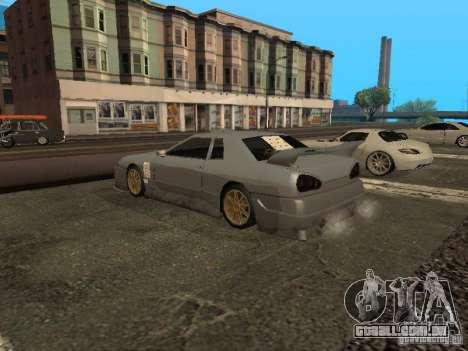Elegia padrão para GTA San Andreas vista direita