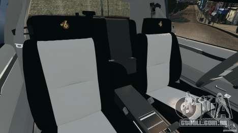Buick GNX 1987 para GTA 4 vista interior