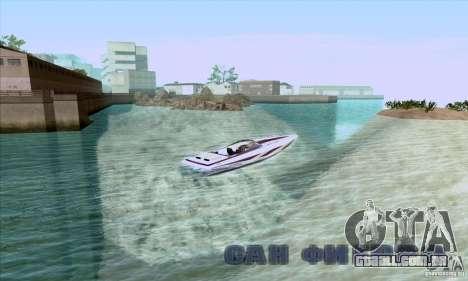 ENB Series v1.4 Realistic for sa-mp para GTA San Andreas terceira tela